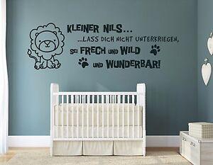 wandtattoo kinderzimmer zitate astrid lindgren kinder baby