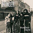 Wonder Days by Thunder (CD, Feb-2015, Ear Music)
