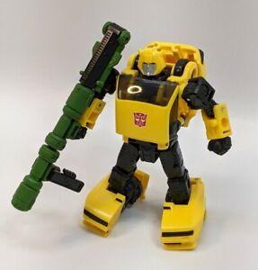 Transformers Target Excl Buzzworthy Worlds Collide Bumblebee Figure