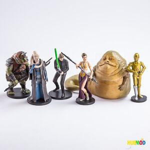 Disney-Store-Star-Wars-RETURN-OF-THE-JEDI-6-Figure-PlaySet-Cake-Topper-Jabba