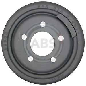ABS 2506-S Bremstrommeln