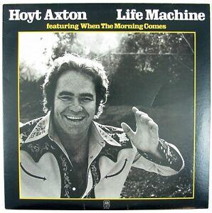 HOYT-AXTON-Life-Machine-LP-1974-COUNTRY-POP-NM-NM