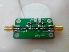 1pc  0.1-2000MHz Gain: 60dB RF broadband amplifier LNA LNA 0.1~2GHZ