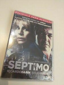 dvd-SEPTIMO-CON-R-DARIN-Y-B-RUEDA-precintado-nuevo-De-VIDEOCLUB-cerrado