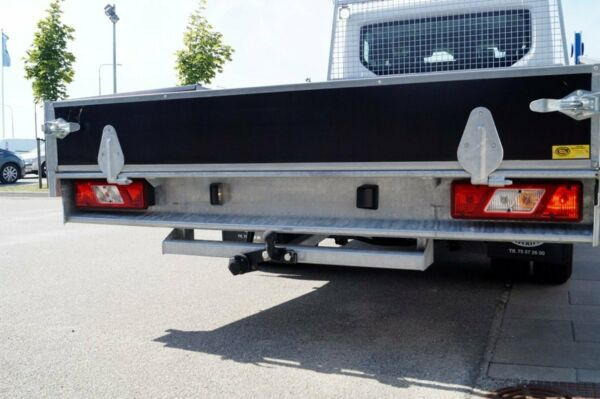 Ford Transit 350 L4 Chassis 2,0 TDCi 170 Db.Cab Trend RWD - billede 5