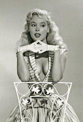 Betty Brosmer 13x19  Classic Hollywood Photo.13 x 19 B&W Picture #2