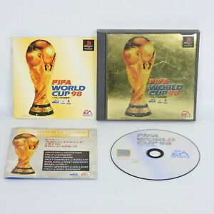 FIFA-WORLD-CUP-98-PS1-Playstation-ccc-For-JP-System-p1