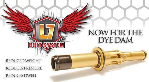 TechT L7 Bolt Engine for the Dye Dam Paintball Marker
