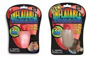 Play Visions Inflatable Tongue Speech Breathing Therapy Gag Gift Toy Pv
