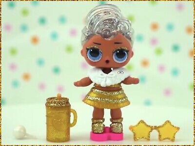 LOL Surprise Glitter Globe Winter Disco NYEQT Brand New.