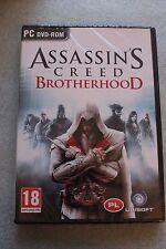 Assassins Creed Brotherhood PC DVD POLISH