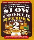 Biggest Book of Slow Cooker Recipes: v. 2 by Houghton Mifflin Harcourt Publishing Company (Paperback, 2006)