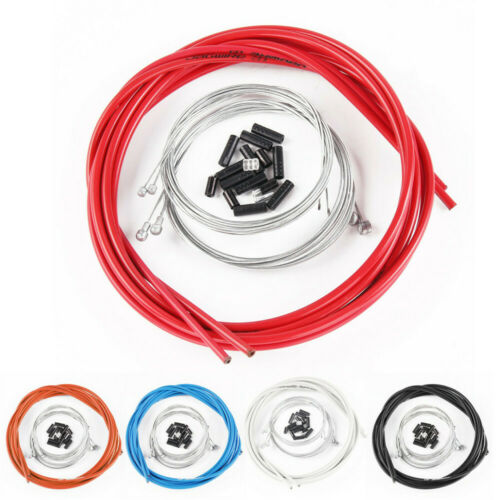 Gear Front Rear Inner Outer Bike Cables Bicycle Cable Set-. Suitable Kit Brake