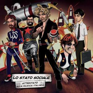 Stato Sociale (Lo) - Attentato Alla Musica  Italiana (3 Lp) (Sanremo 2021)