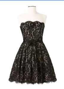 5ff97ee9c0d NEW ROBERT RODRIGUEZ Target Neiman Marcus Black Lace Dress cocktail ...