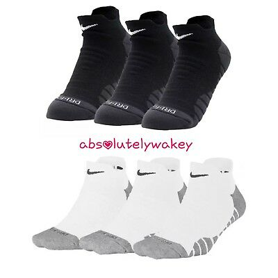 3 X Nike Dry Cushion Low Women's Training X 3 Pairs Socks-