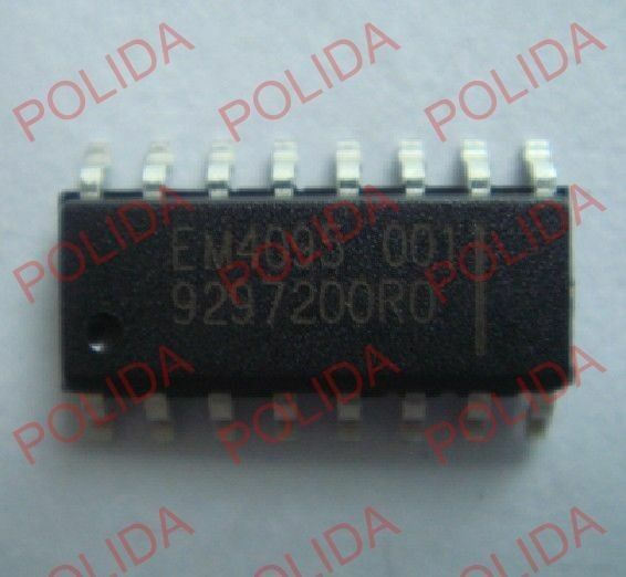 1PCS Read Write RFID IC EMMICRO SOP-16 EM4095HMSO16A EM4095HMS EM4095 001 EM4095