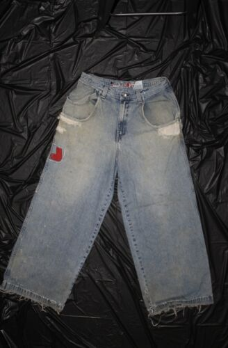jnco jeans Compressor Broke In Perfect!