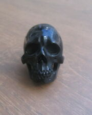 Skull 40 mm (Price =1 pc) in Buffalo Horn. Additional item shipping USD 2/pc