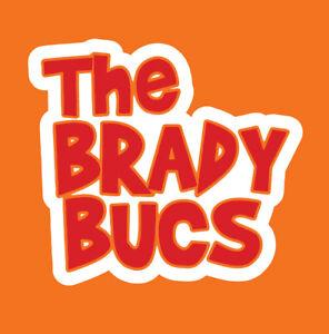 The Brady Bucs Shirt Tom Brady Tb12 Tampa Bay Buccaneers T Shirt Bunch Evans Ebay