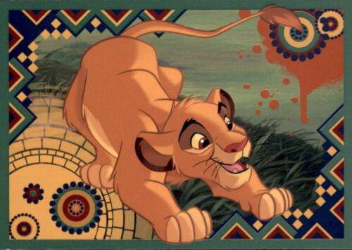 Panini Disney-Roi Lion 2019-Carte 37