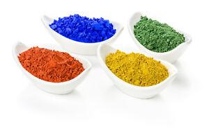 Pigmente Fur Epoxidharz Beton Einfarben Ral Farben Farbpigmente