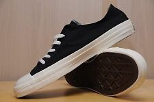 c7c96c32221a CONVERSE Chuck Taylor AS Sawyer OX Shoes BLACK White 147058C  NEW  Mens  11.5 US