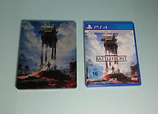 Star Wars Battlefront (Sony Playstation 4, Steelbook Edition)