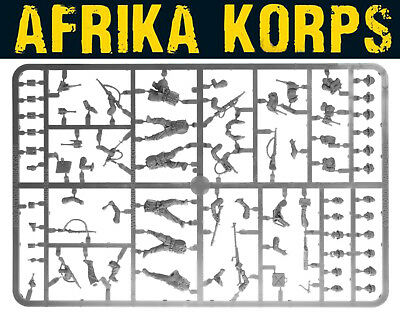 Warlord Games Afrika Korps Kradschutzen Motorcycle 28mm WW2 German Bolt Action