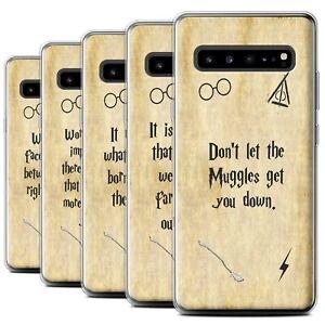 Gel-TPU-Case-for-Samsung-Galaxy-S10-5G-School-Of-Magic-Film-Quotes