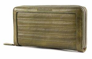 Fredsbruder militare verde Big Verde Purse Portafoglio Bestseller Riffel YRwqYrv