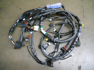 genuine nissan 300zx 90 93 z32 engine efi wiring harness twin turbo rh ebay com