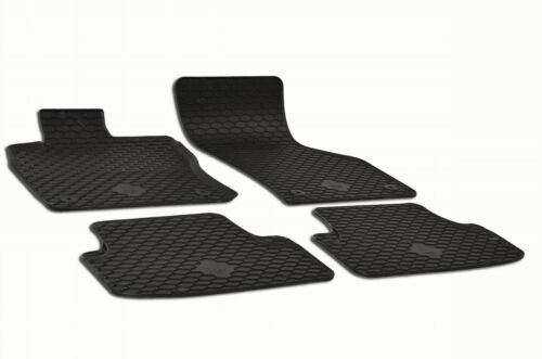 Gummi Fußmatten Original Lengenfelder Gummimatten für Skoda Octavia III 5E RS