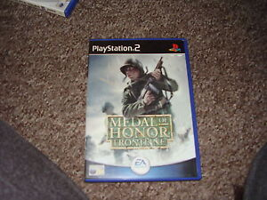 PLAYSTATION-2-GAME-MEDAL-OF-HONOR-FRONTLINE-COMPLETE