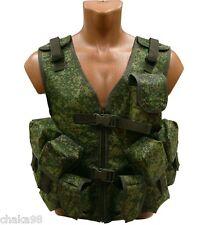 Russian Army Spetsnaz SKALA Loadout Vest AK Gunman EMR Digital Flora Pattern