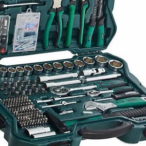 Caja-de-herramientas-Mannesmann-M29088-303-piezas-Juego-de-llaves-de-vaso-Nuevo