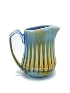Wade-Irish-Porcelain-Milk-Pitcher-Jug-James-Borsey-Raindrops-Design-Vintage