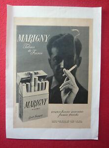 Affiche-publicite-Marigny-tabacs-de-France-1960