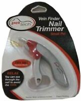 Pet Tech Vein Finder Nail Trimmer