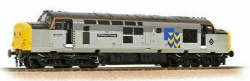 00 Bachmann 32-778RJ Class 37 37275 /'Stainless Pioneer/' Regional Exclusive New