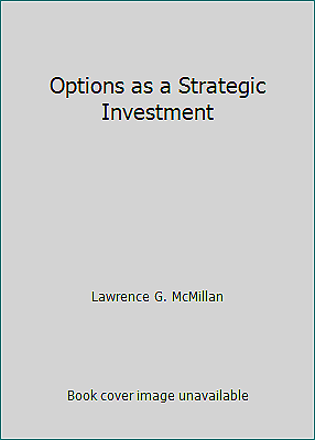 Options as a strategic investment kopen