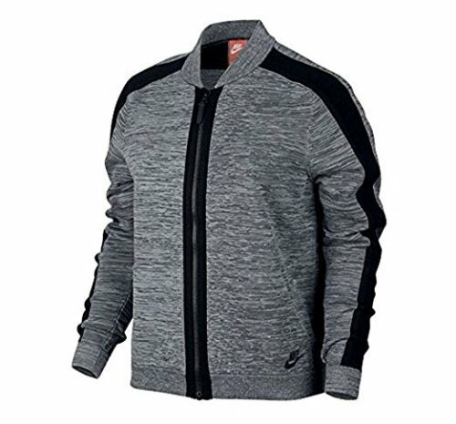 Nike Women/'s Tech Knit Bomber Jacket 819031 065 Taglie M//S Prezzo Consigliato £ 150