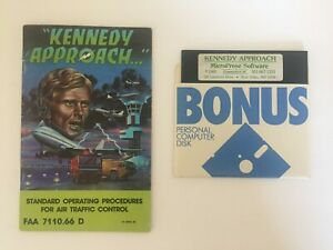 Commodore-64-Kennedy-Approach-Game-Tested-and-Working