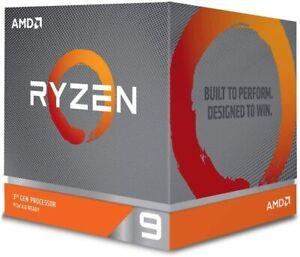 Prozessor-AMD-Ryzen-9-3900X-3-8-GHZ-Socket-AM4-Kuehlkoerper-Aus-Waerme-Wraith-Prism