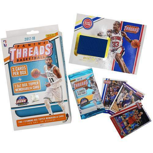 2017-2018 Threads Basketball Hobby (1 Box) - PANINI