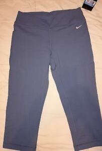 Grigio M Colore Nike Donna fit Dri Tg Leggings wRxHB1Sq