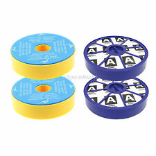 Washable Pre & Post Motor HEPA Filter Kit for Dyson DC05 DC08 Vacuum Cleaner x 2