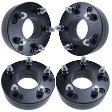 4pcs 2 Wheel Adapters 6x55 To 5x5 Spacer 5 Lug Wheels Onto A 6 Lug Truck