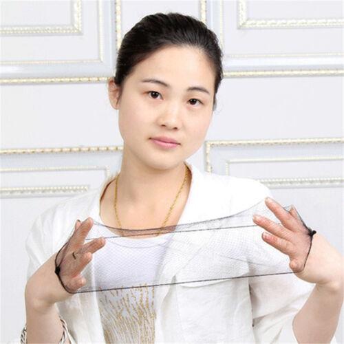 Neue 10 stücke Perücke Kappe Einweg Haar Netze Unsichtbare Haarnetz Haarschmuck