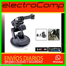 Ventosa Para Cámara Go pro Hero 1/2/3/3+/4 SJ4000 SJ6000 SJ7000 Soporte Coche